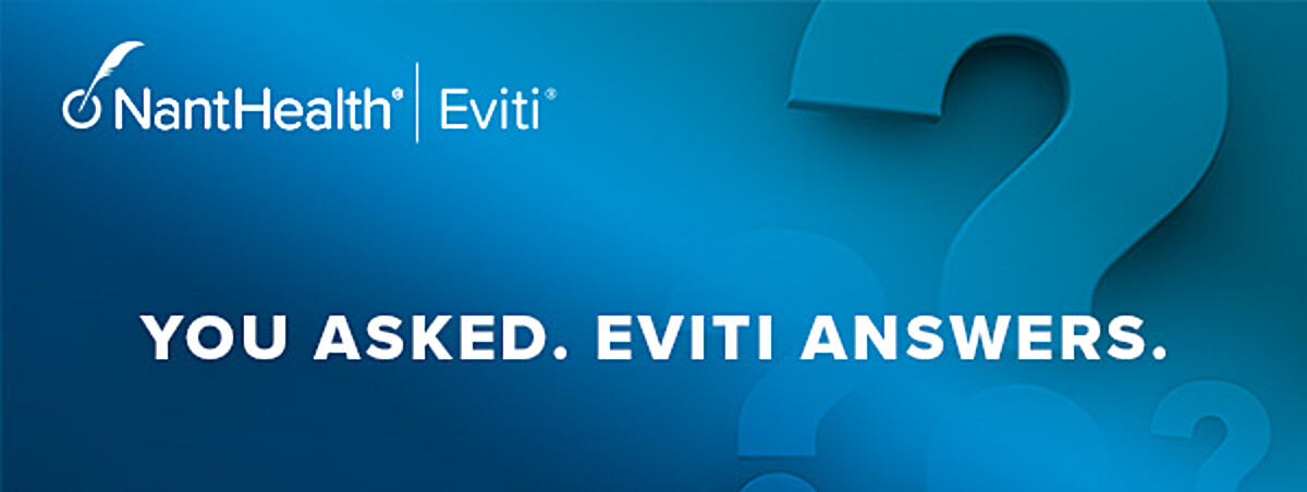 You Asked. Eviti Answers.